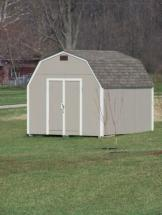 10 X 12 Utility Shed